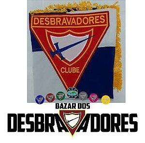 BANDEIRA DESBRAVADORES COM FRANJA