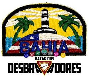 EMBLEMA DE CAMPO - BAHIA - ASSOCIAÇÃO
