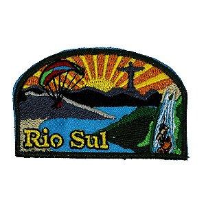 EMBLEMA DE CAMPO - RIO DE JANEIRO SUL - ASSOCIAÇÃO