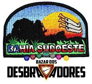EMBLEMA DE CAMPO - BAHIA SUDOESTE - MISSÃO