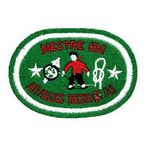 MESTRADO - MESTRE EM ATIVIDADES RECREATIVAS