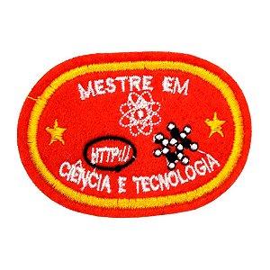 MESTRADO - MESTRE EM CIÊNCIA E TECNOLOGIA