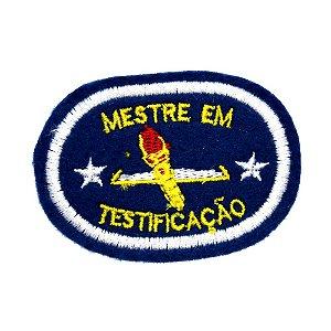 MESTRADO - MESTRE EM TESTIFICAÇÃO
