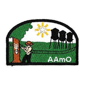 EMBLEMAS DE CAMPO AVENTUREIROS - AMAZÔNIA OCIDENTAL - ASSOCIAÇÃO