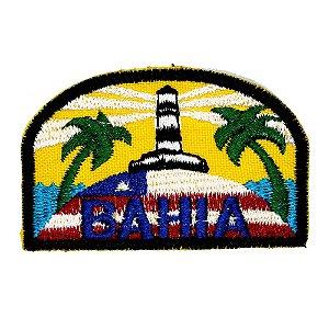 EMBLEMAS DE CAMPO AVENTUREIROS - BAHIA - ASSOCIAÇÃO