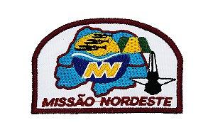 EMBLEMAS DE CAMPO AVENTUREIROS - MISSÃO NORDESTE - MISSÃO