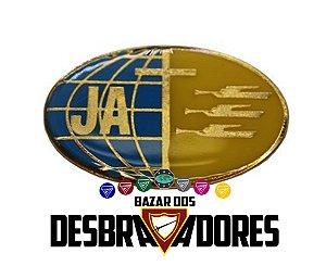 DISTINTIVO JA - PLACA BLAZER