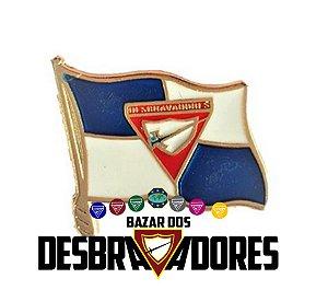 DISTINTIVO - PIN BANDEIRA DESBRAVADORES