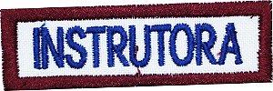 TIRA DE CARGO AVENTUREIRO - INSTRUTORA