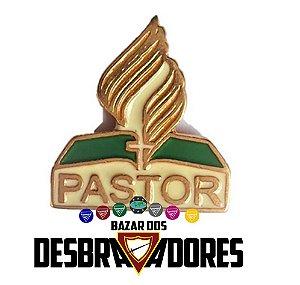 DISTINTIVO - PIN PASTOR IASD