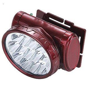 Lanterna De Cabeça 13 Leds