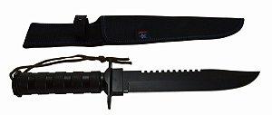 FACA MILITAR RAMBO (Luatek 450) - 34 cm