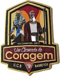 UM CHAMADO DE CORRAGEM - UCB 2017 (Oficial)
