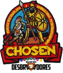 TRUNFO CAMPOREE INTERNATIONAL - Chosen (Não Oficial)