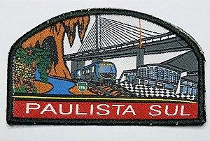 EMBLEMA DE CAMPO - ASSOCIAÇÃO PAULISTA SUL