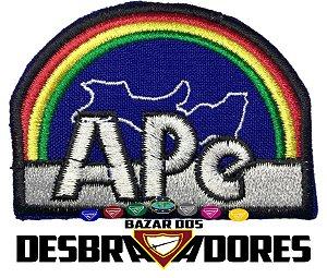 Emblema de Campo Antigo APE - 1ª GERAÇÃO (INTERMEDIÁRIO)