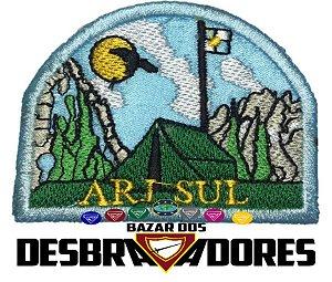Emblema de Campo Antigo ARJ - 1ª GERAÇÃO (INTERMEDIÁRIO)