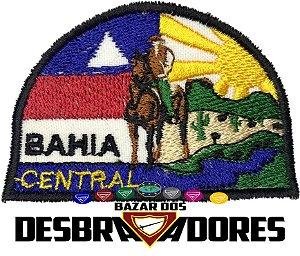 Emblema de Campo Antigo BAHIA CENTRAL - 1ª GERAÇÃO (INTERMEDIÁRIO)