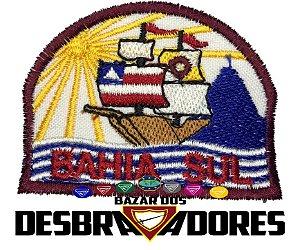 Emblema de Campo Antigo BAHIA SUL AVT - 1ª GERAÇÃO (INTERMEDIÁRIO)