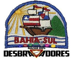 Emblema de Campo Antigo BAHIA SUL DBV Claro - 1ª GERAÇÃO (INTERMEDIÁRIO)