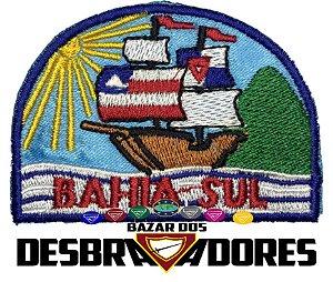 Emblema de Campo Antigo BAHIA SUL DBV - 1ª GERAÇÃO (INTERMEDIÁRIO)