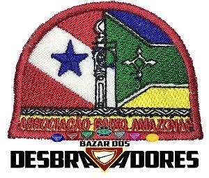 Emblema de Campo Antigo Baixo Amazonas - 1ª GERAÇÃO (INTERMEDIÁRIO)