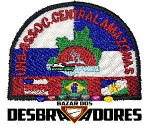 Emblema de Campo Antigo CENTRAL AMAZONAS Escuro - 1ª GERAÇÃO (INTERMEDIÁRIO)
