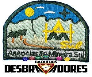 Emblema de Campo Antigo MINEIRA SUL - 1ª GERAÇÃO (INTERMEDIÁRIO)