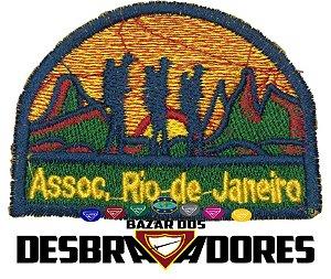 Emblema de Campo Antigo RIO DE JANEIRO - 1ª GERAÇÃO (INTERMEDIÁRIO)