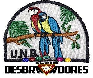 Emblema de Campo Antigo UNB - 1ª GERAÇÃO (INTERMEDIÁRIO)