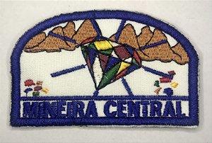 Emblema de Campo Antigo - MINEIRA CENTRAL DBV - 2ª e 3ª GERAÇÃO