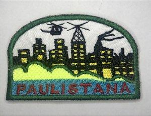 Emblema de Campo Antigo - PAULISTANA DBV 2ª e 3ª GERAÇÃO
