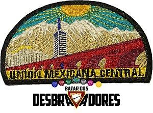 UNION MEXICANA CENTRAL - Emblema de Campo do México (Não Oficial)