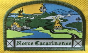 EMBLEMA DE CAMPO - Norte Catarinense