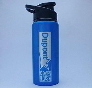 Squeeze 600ml Alumínio Fosco Personalizado