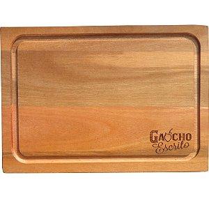 Tábua De Corte Retangular Grande 45x30 cm Personalizada