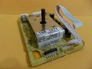 PLACA ELETRONICA POTENCIA LAVADORA ELECTROLUX 127V 220V ORIGINAL 64800658