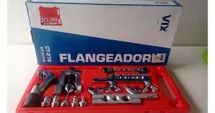 KIT FLANGEADOR DE TUBOS MALETA