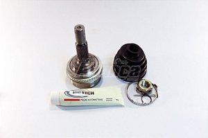 Ponta homocinética Corolla 1.6/1.8 até 2002 com ABS (26x29)