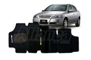 Tapete carpete personalizado Astra 1999 2000 2001 2002 2003 2004 2005 2006 2007 2008 2009 2010 2011 (5 pcs)