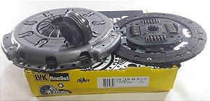 KIT EMBREAGEM LUK GM S10 BLAZER MOTOR 2.2 ANO 99 ATÉ 2000  2.4 2001 ATÉ 2011
