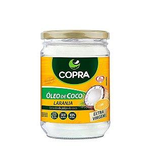 Óleo de Coco Extra Virgem Laranja 200ml
