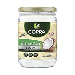 Óleo de Coco Virgem 500ml