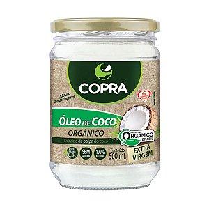 Óleo de Coco Orgânico 500ml