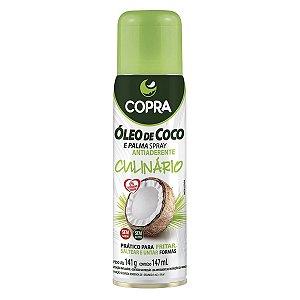 Óleo de Coco e Palma Spray 147ml