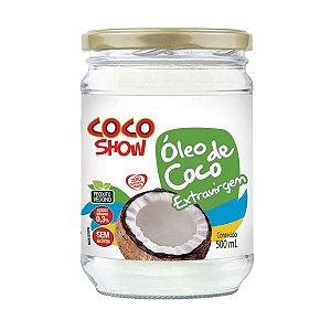 Óleo de Coco Extra Virgem Coco Show 500ml