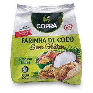 Farinha de Coco Copra 400g