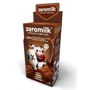 Chocolate Puro 50% ZeroMilk Display 6x80g