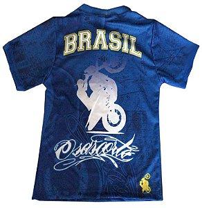 Camiseta Copa 2018 Osascorte Azul