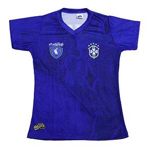 Camiseta Copa 2018 Feminina